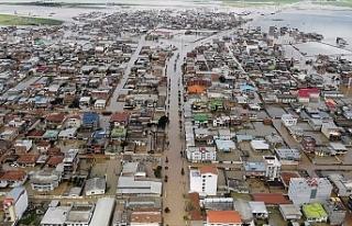 Sel felaketinde 46 kişi hayatını kaybetti