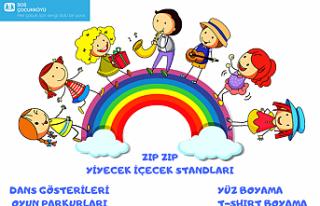 SOS Çocukköyü, Cuma günü Çocuk Şenliği düzenleyecek