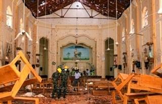 Sri Lanka'da 310 kişinin öldüğü terör saldırısını...