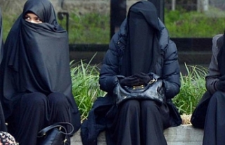 Sri Lanka'da burka yasaklandı