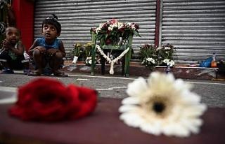 Sri Lanka'da hayatını kaybedenlerin sayısı...
