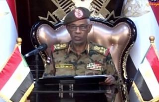 Sudan'da Askeri Geçiş Konseyi siyasi partilerle...