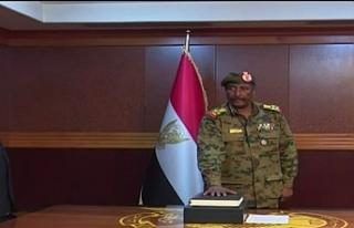 Sudan'da Askeri Geçiş Konseyinin yeni başkanı...