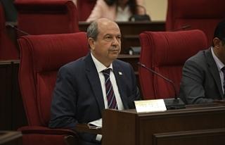 """Tatar da tepki gösterdi: """" Kıbrıs Türkü..."""
