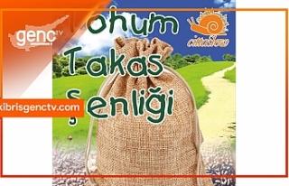 """""""Tohum Takas Şenliği"""",Lefkoşa'da Belediye..."""