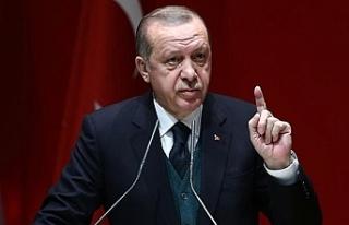 """Türkiye Cumhurbaşkanı Erdoğan: """"Anıtkabir'deki..."""