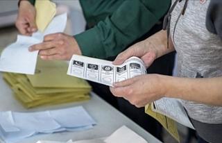 Yalova'da CHP ve AK Parti arasındaki fark 292 oya...