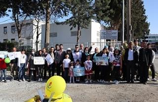 YDP Kadın Kolları, Lefkoşa'da çevre etkinliği...