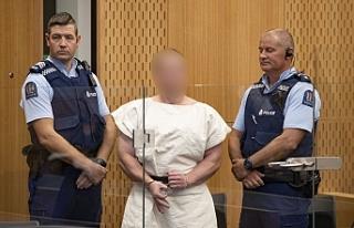 Yeni Zelanda'da camilere saldıran terörist hakim...