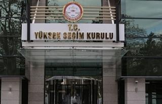 YSK,İstanbul seçimlerinin yenilenmesiyle ilgili...