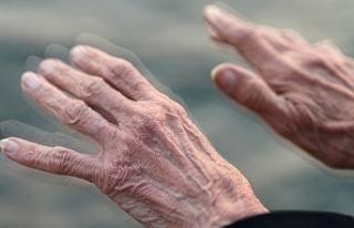 Yürürken kollarınızı sallamıyorsanız Parkinson...