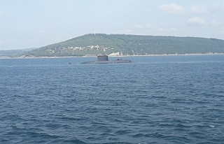 Akdeniz Kalkanı Hareketi kapsamında, TCG I.İnönü...