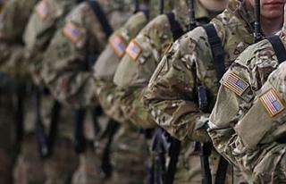 Amerikan ordusunda 20 bin 500 asker cinsel tacize...