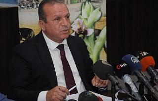 """Ataoğlu: """"Turist sayısı 1 milyon 140 bin civarına..."""