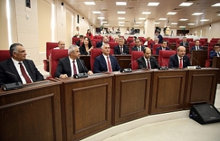 Bakanlar Kurulu listesi Meclise sunuldu