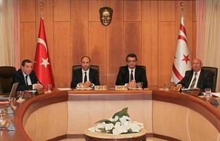 Bakanlar Kurulu Başbakan Tufan Erhürman başkanlığında...