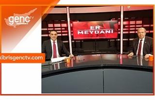 Başbakan Ersin Tatar bu akşam Kıbrıs Genç TV'de