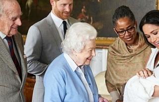 Bebeğin prens olup olmayacağına Kraliçe karar...