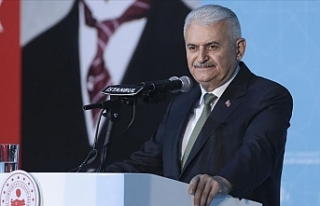 """Binali Yıldırım:"""" İstanbul'a yapacak..."""