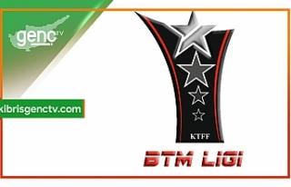 BTM 2.Lig 1.Grup 6.hafta programı