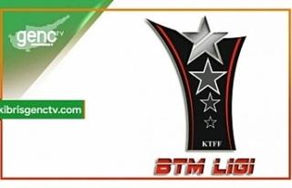 BTM 2.Ligi'nde günün sonuçları