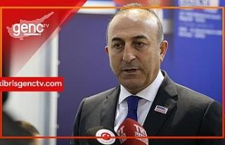 """Çavuşoğlu: """"2. gemimizi de bölgeye gönderiyoruz"""""""