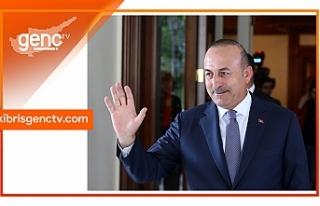 Çavuşoğlu KKTC'den ayrıldı