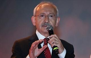 """CHP Genel Başkanı Kılıçdaroğlu: """"23 Haziran'da..."""