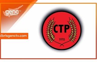 CTP'den Gazimağusa Belediyesi açıklaması