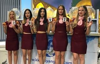 Devlet Piyangosu Kıbrıs Genç Tv'de çekildi