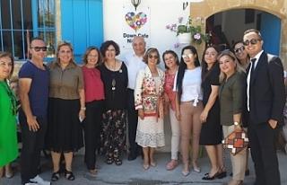 Down Cafe Nicosia, Lefkoşa'da bulunan Tanzimat...