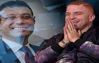 Ekrem İmamoğlu'na destek olduğu için eleştirilen...
