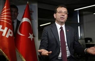 """Ekrem İmamoğlu'ndan açıklama: """"Her şey..."""