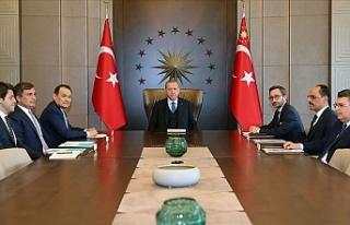 """Erdoğan: """"KKTC'nin gözlemci üye olması..."""