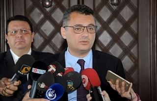 """Erhürman: """"Görev bir an önce Tatar'a..."""