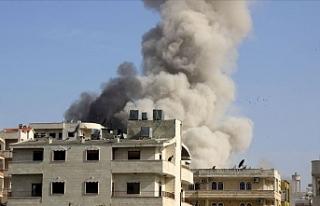 Esed rejimi ateşkese rağmen İdlib'de saldırılarını...