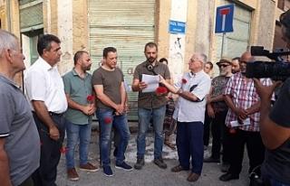 """Fazıl Önder ve diğer """"Kıbrıslı devrimciler"""",..."""