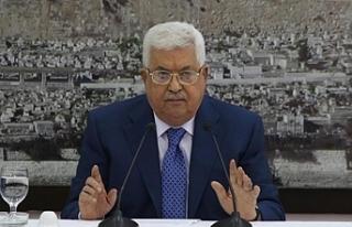 Filistin Devlet Başkanı Abbas, Bahreyn çalıştayına...