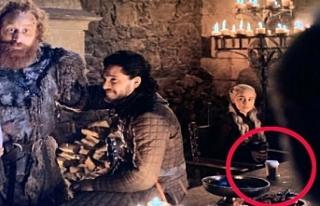 Game of Thrones'taki o bardağın sırrı ortaya...