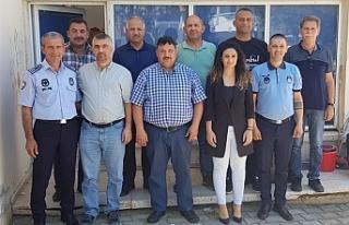 Gazimağusa Belediye Meclisi üyesi ırkad ile YKP...
