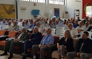 Genel Başkanlığına yeniden Yılmaz Bora seçildi