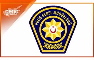 Girne'de mağazada hırsızlık