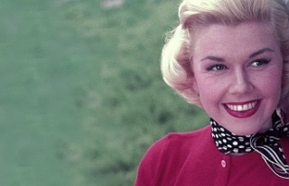 Hollywood'un efsane aktrislerinden Doris Day,...