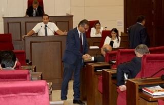 Hükümetinin programı, Cumhuriyet Meclisi genel...