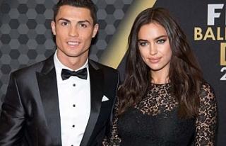 Irina Shayk'tan 5 yıl sonra Ronaldo itirafı