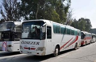 Kar-İş öğrenci taşımacılığını Çarşamba...