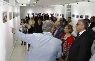 """""""Kıbrıs'ın SonGurbetleri"""" fotoğraf sergisi..."""