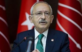 """Kılıçdaroğlu: """"İstanbul seçiminde rakibimiz..."""