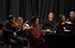 LBO Oda Orkestrası, Özel Eğitim Vakfı yararına...