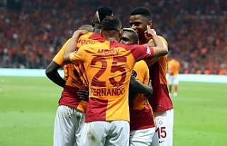 Ligin lideri Galatasaray